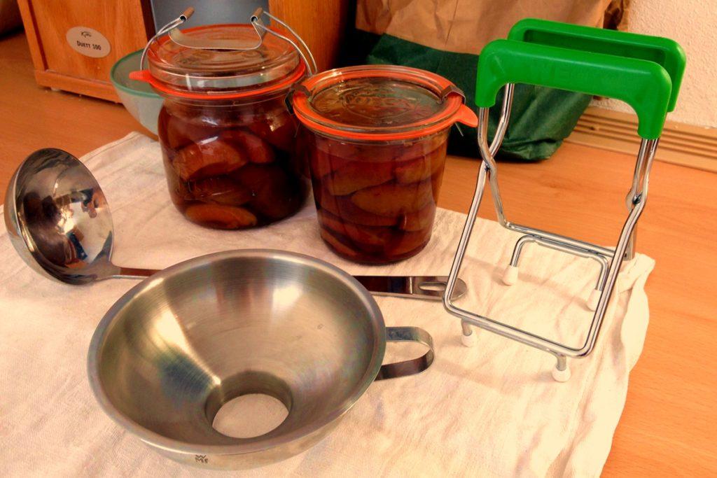 Einkochen für Anfänger