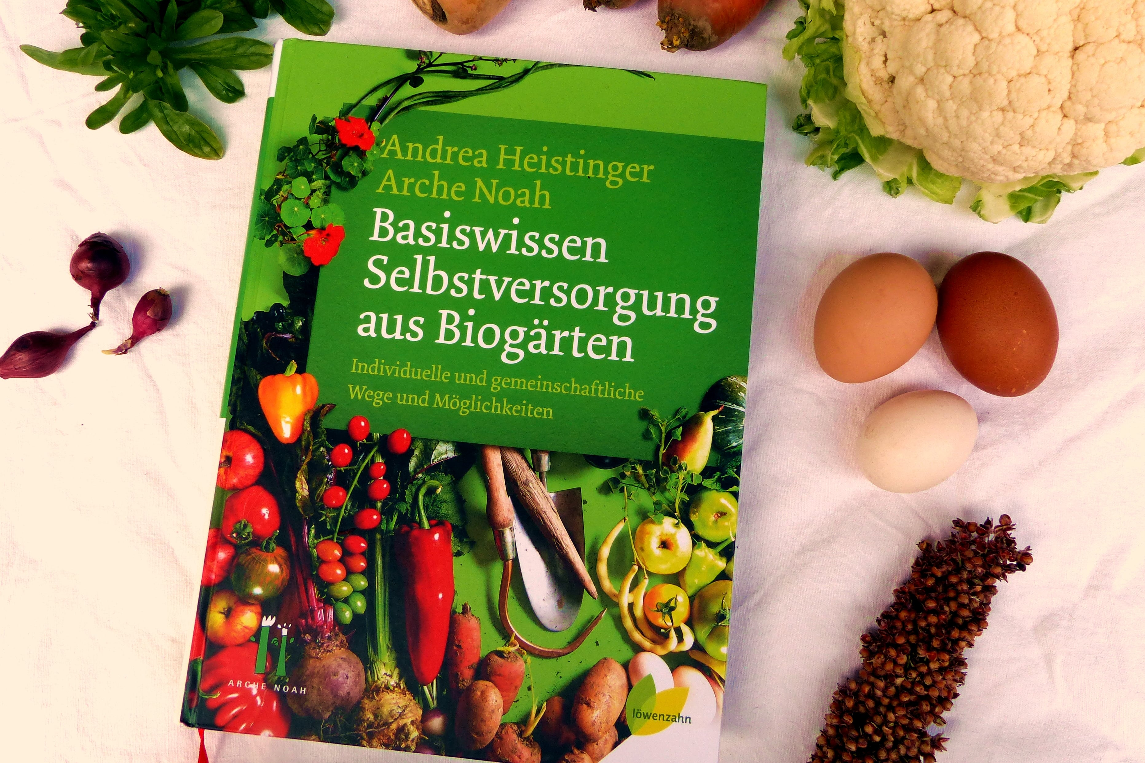 Geschenkidee Gärtner Buch