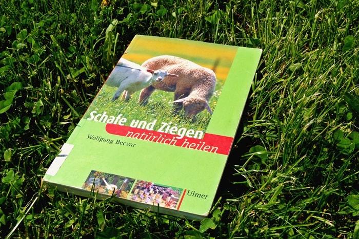 Ziegen natürlich heilen Buch Ziegenhaltung