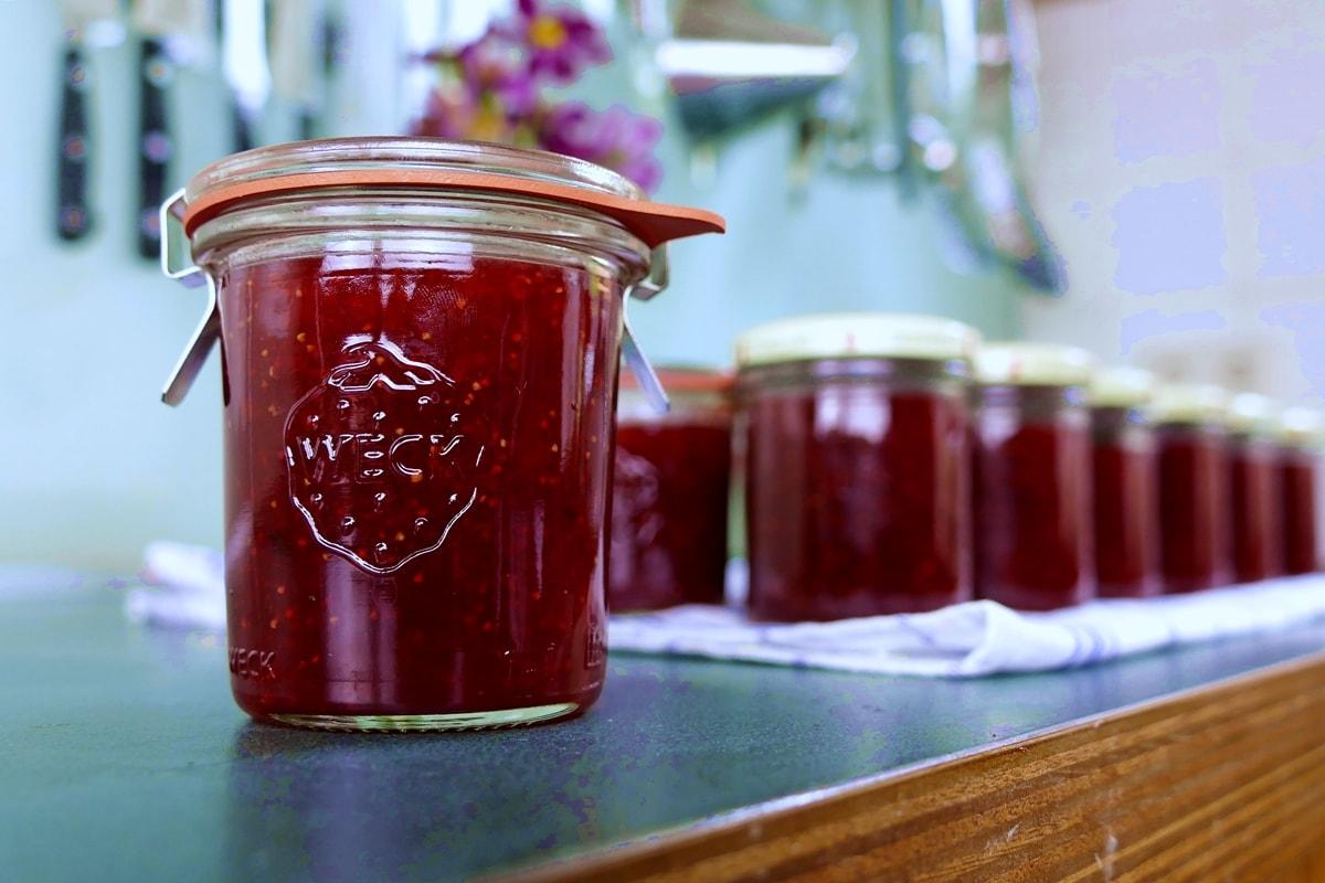 Marmelade einkochen Rezept