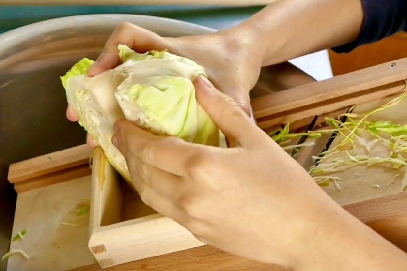 Sauerkraut selber machen: herstellen