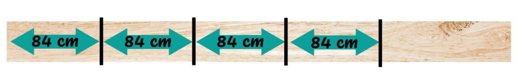 Hochbeet aus Holz bauen