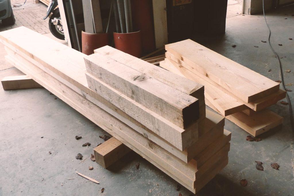 Hochbeet bauen aus Holz